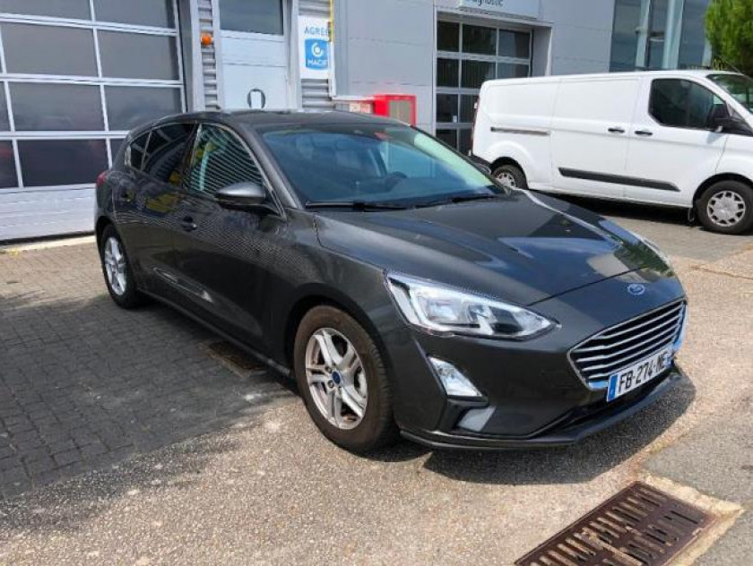 Ford Focus 1.5 Ecoblue 120ch Stop&start Trend Business - Visuel #5