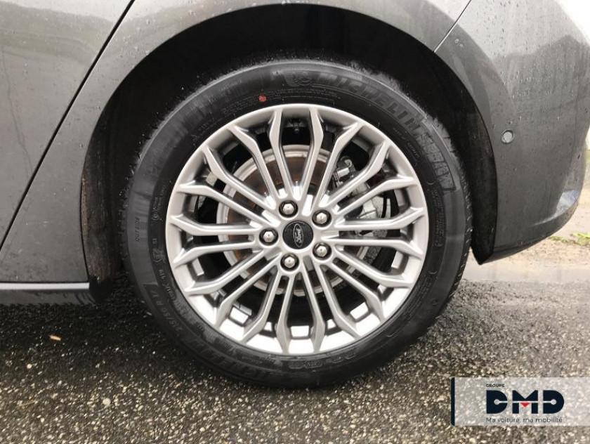Ford Focus 1.5 Ecoblue 120 S&s Titanium 5p - Visuel #13