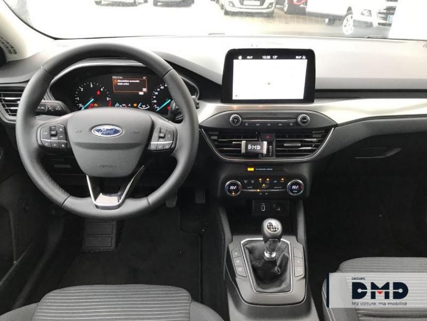 Ford Focus 1.5 Ecoblue 120 S&s Titanium 5p - Visuel #5