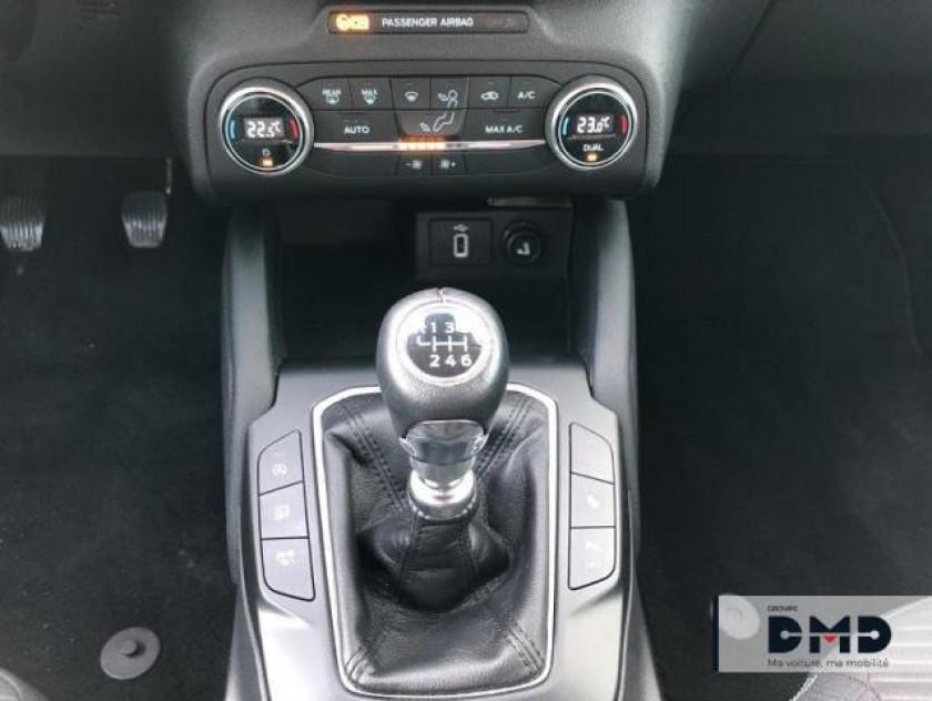 Ford Focus 1.5 Ecoblue 120ch Stop&start Titanium - Visuel #8