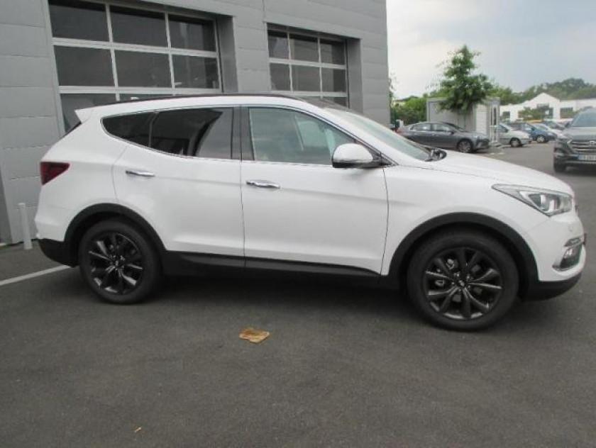 Hyundai Santa Fe Santa Fe 2.2 Crdi 200 4wd Executive Bva - Visuel #2