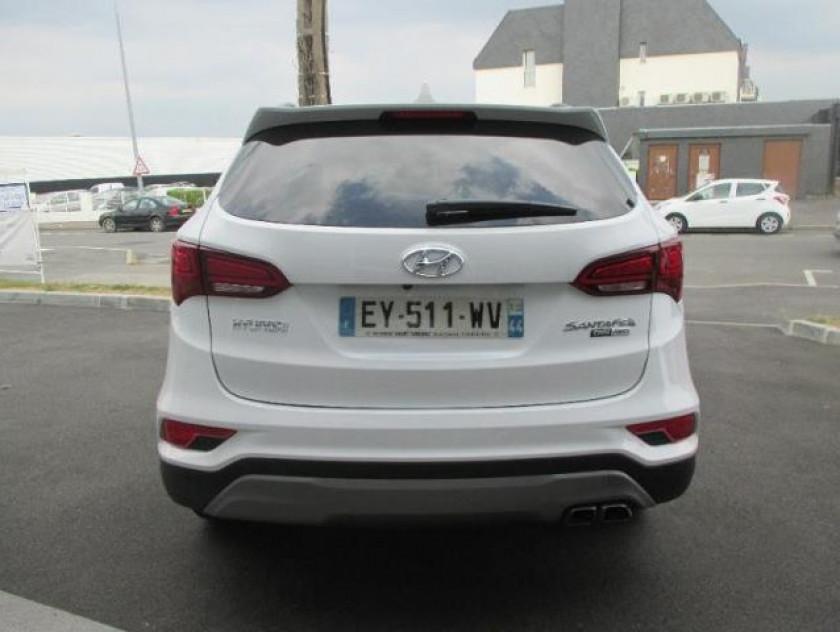 Hyundai Santa Fe Santa Fe 2.2 Crdi 200 4wd Executive Bva - Visuel #4