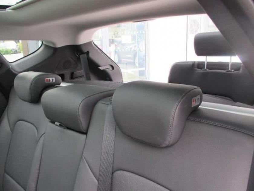 Hyundai Santa Fe Santa Fe 2.2 Crdi 200 4wd Executive Bva - Visuel #6