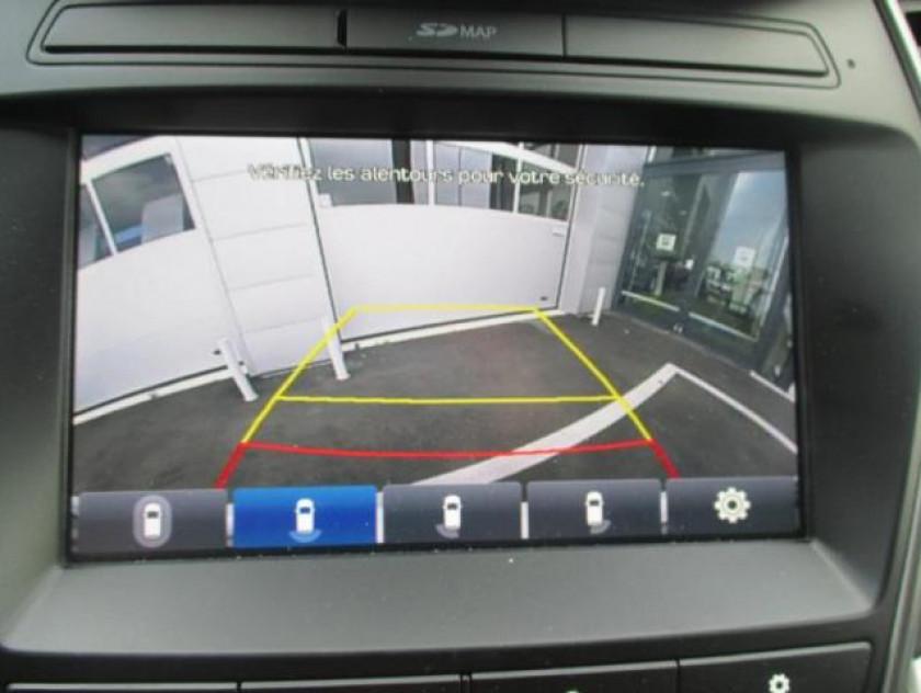 Hyundai Santa Fe Santa Fe 2.2 Crdi 200 4wd Executive Bva - Visuel #13