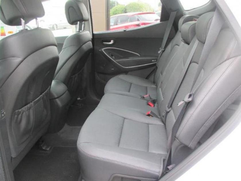 Hyundai Santa Fe Santa Fe 2.2 Crdi 200 4wd Executive Bva - Visuel #8