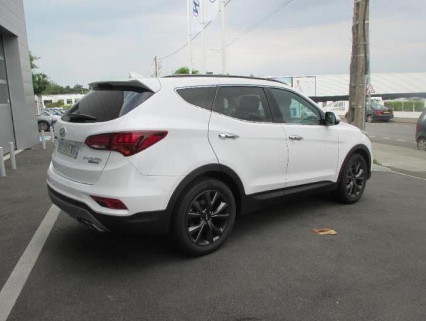 Hyundai Santa Fe Santa Fe 2.2 Crdi 200 4wd Executive Bva - Visuel #3