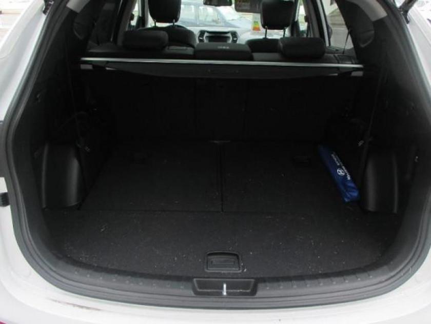 Hyundai Santa Fe Santa Fe 2.2 Crdi 200 4wd Executive Bva - Visuel #5