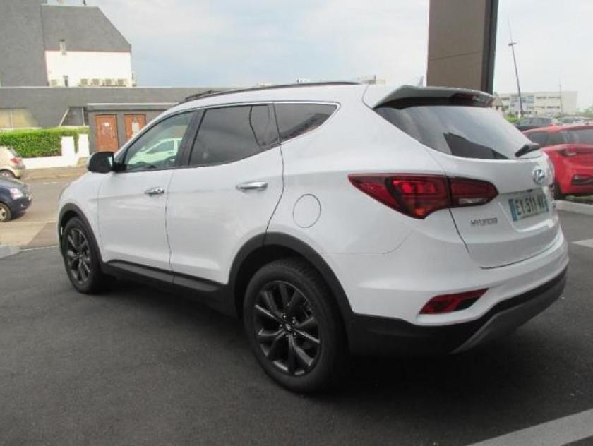 Hyundai Santa Fe Santa Fe 2.2 Crdi 200 4wd Executive Bva - Visuel #9