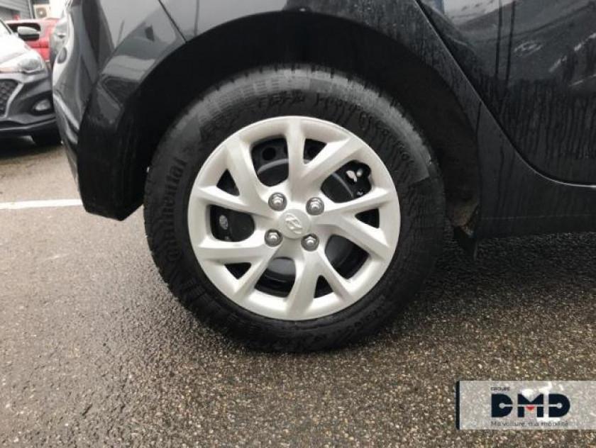 Hyundai I10 1.0 66ch Intuitive - Visuel #13