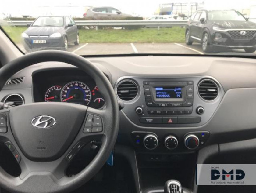Hyundai I10 1.0 66ch Intuitive - Visuel #5