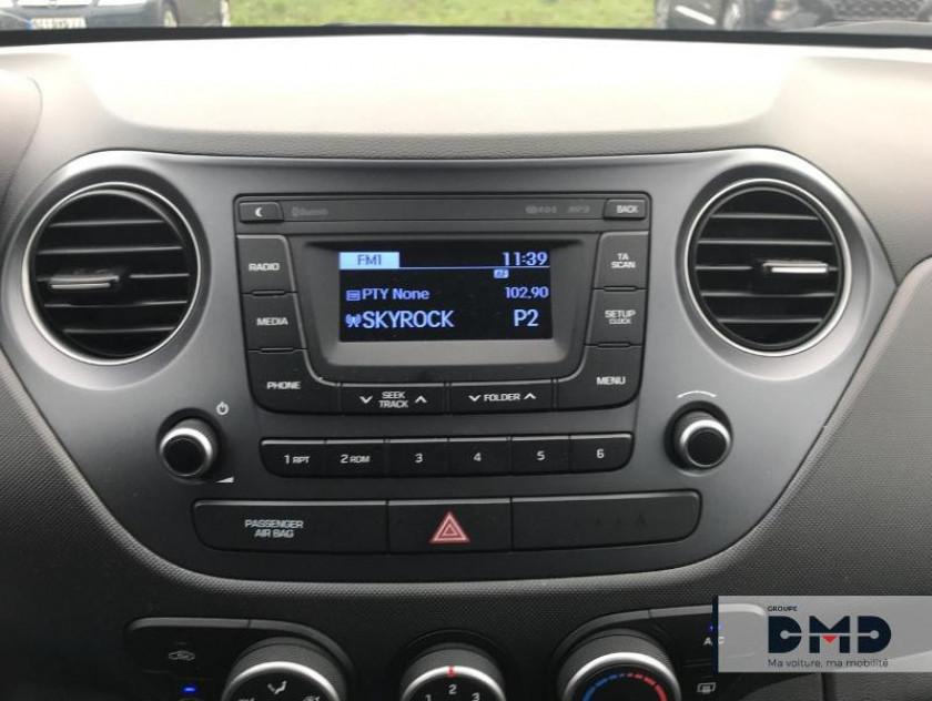 Hyundai I10 1.0 66ch Intuitive - Visuel #6