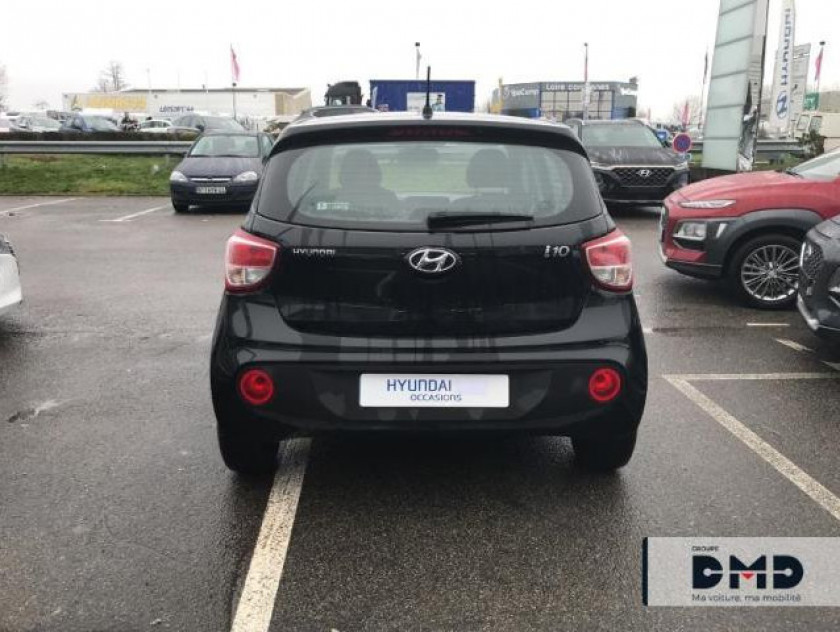 Hyundai I10 1.0 66ch Intuitive - Visuel #18