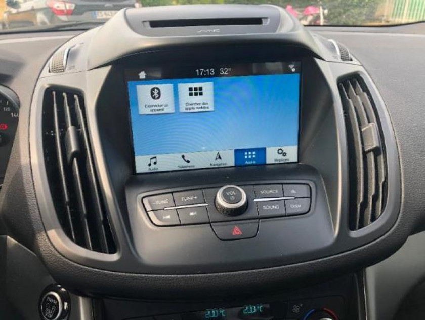 Ford Kuga 1.5 Tdci 120ch Stop&start Trend Business 4x2 Euro6.2 - Visuel #8