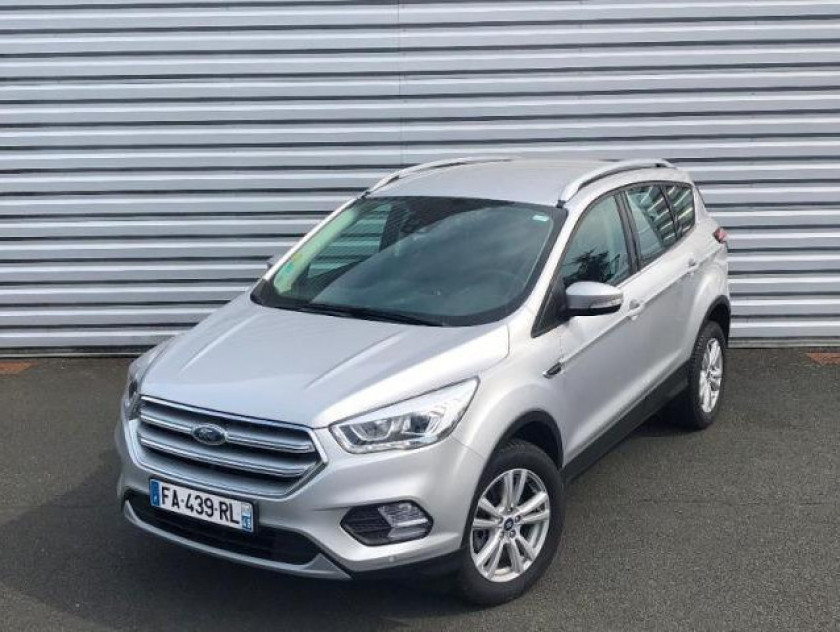 Ford Kuga 1.5 Tdci 120ch Stop&start Trend Business 4x2 Euro6.2 - Visuel #4