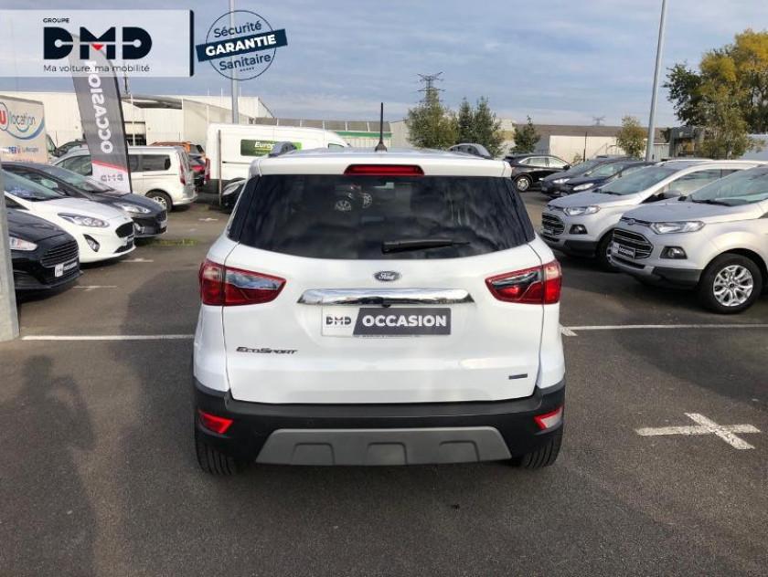Ford Ecosport 1.5 Ecoblue 125ch Titanium 4x2 Euro6.2 - Visuel #11