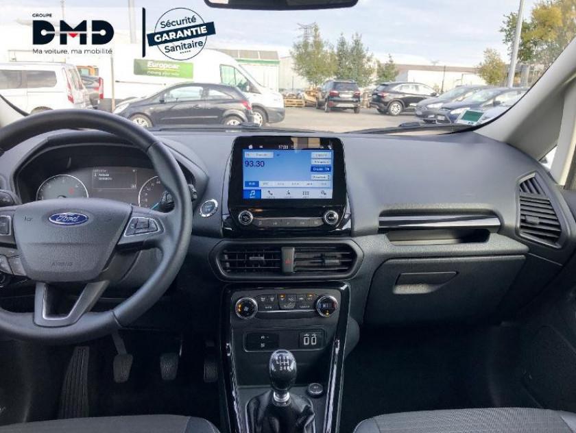 Ford Ecosport 1.5 Ecoblue 125ch Titanium 4x2 Euro6.2 - Visuel #5