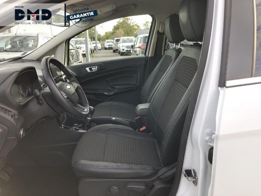 Ford Ecosport 1.5 Ecoblue 125ch Titanium 4x2 Euro6.2 - Visuel #9