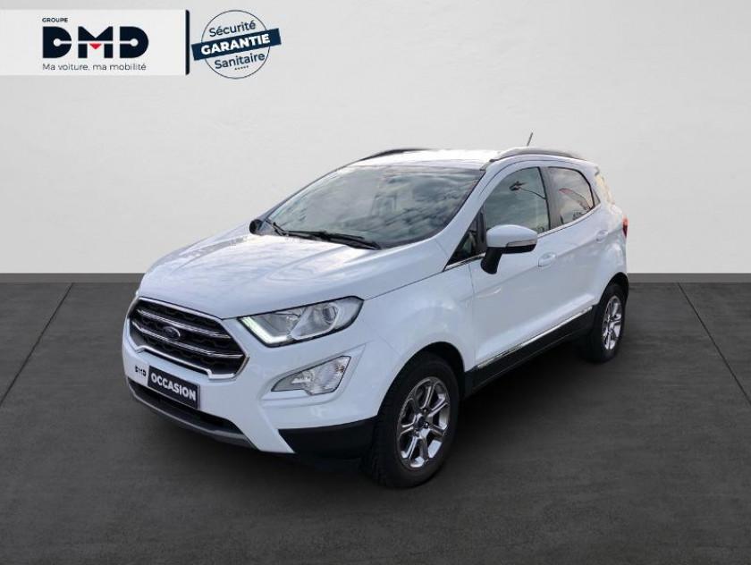 Ford Ecosport 1.5 Ecoblue 125ch Titanium 4x2 Euro6.2 - Visuel #1
