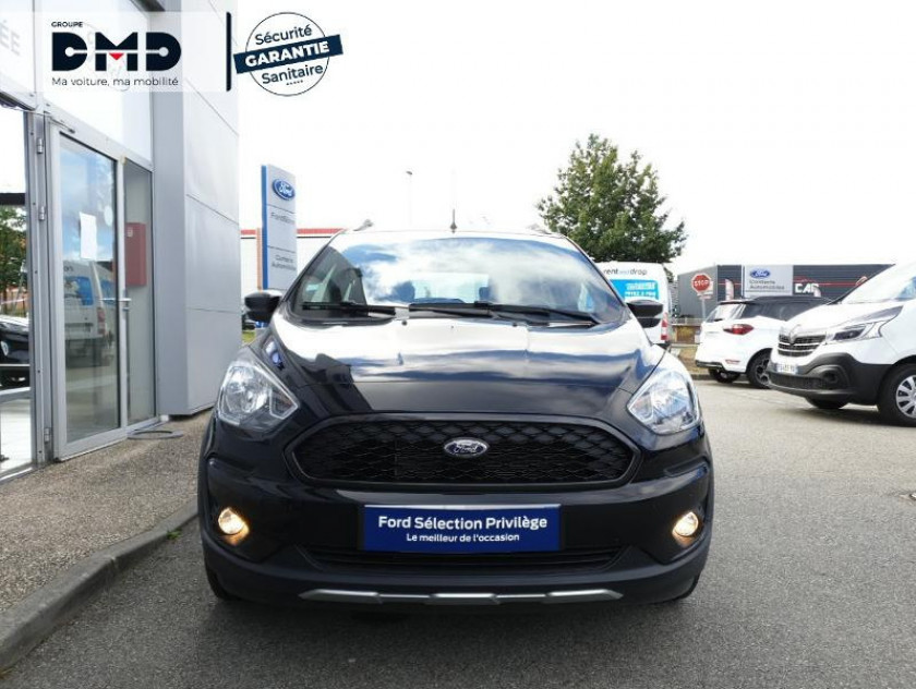 Ford Ka+ Active 1.2 Ti-vct 85ch S&s - Visuel #4