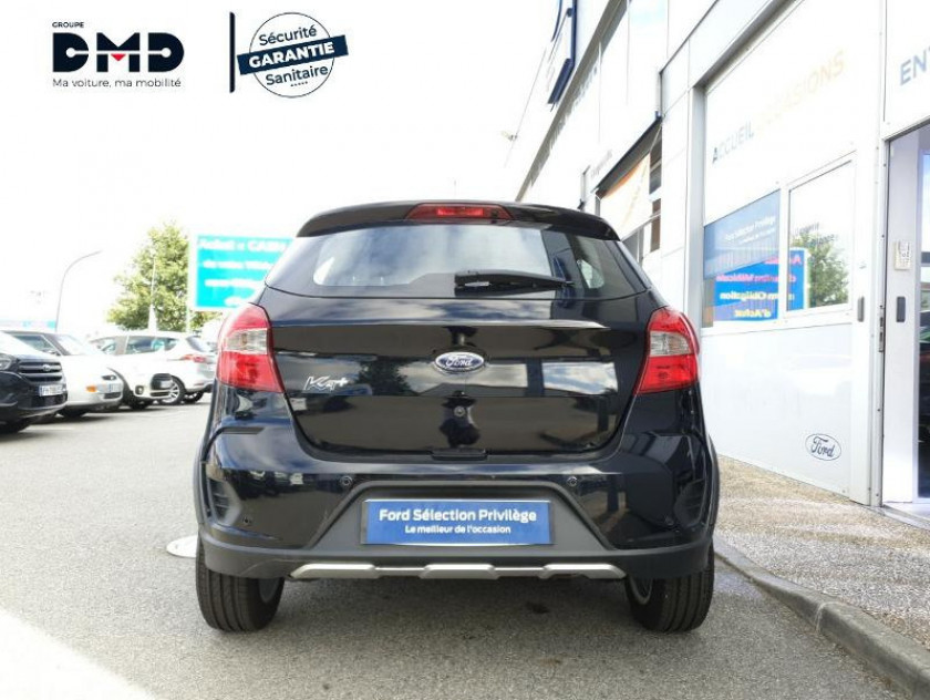 Ford Ka+ Active 1.2 Ti-vct 85ch S&s - Visuel #11