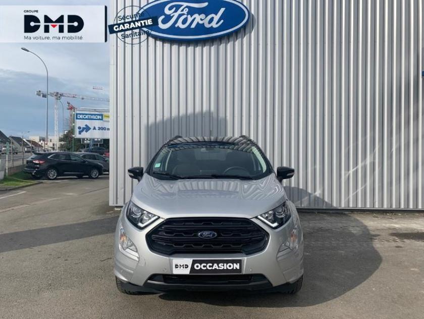 Ford Ecosport 1.0 Ecoboost 125ch St-line - Visuel #4