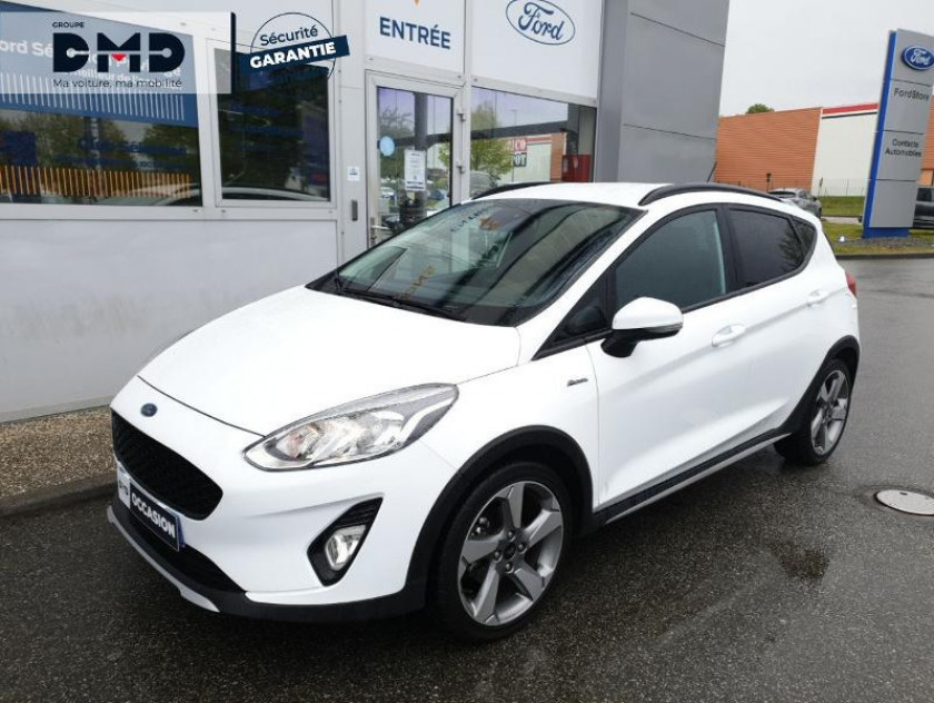 Ford Fiesta Active 1.0 Ecoboost 85ch S&s Euro6.2 - Visuel #14