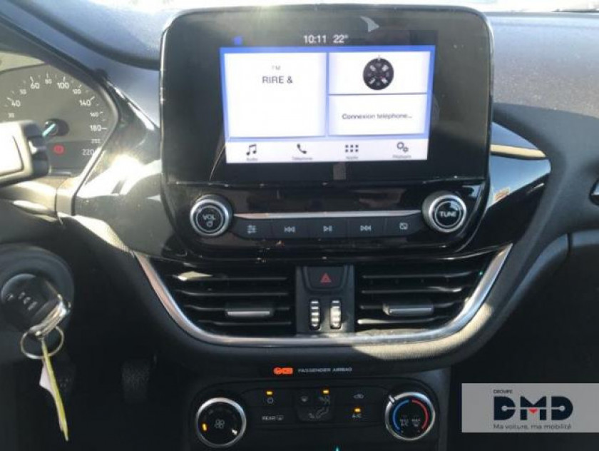 Ford Fiesta Active 1.0 Ecoboost 85ch S&s Euro6.2 - Visuel #6