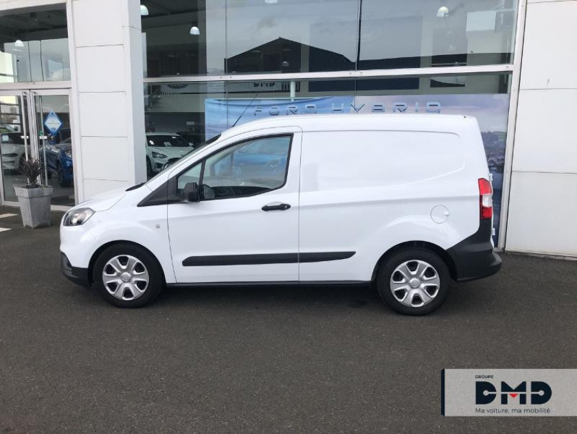 Ford Transit Courier 1.5 Td 75ch Trend Business Euro6 - Visuel #9