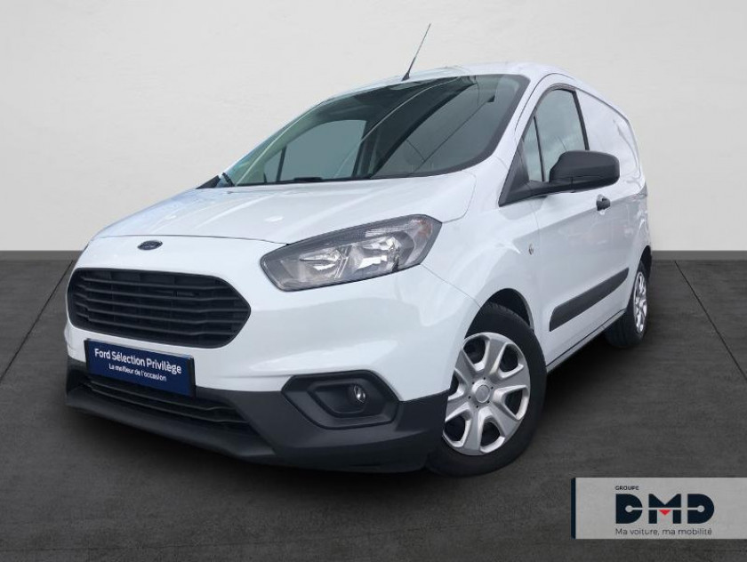 Ford Transit Courier 1.5 Td 75ch Trend Business Euro6 - Visuel #8