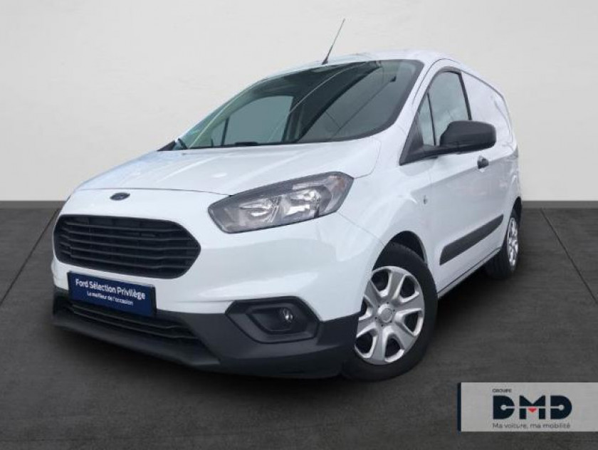 Ford Transit Courier 1.5 Td 75ch Trend Business Euro6 - Visuel #1