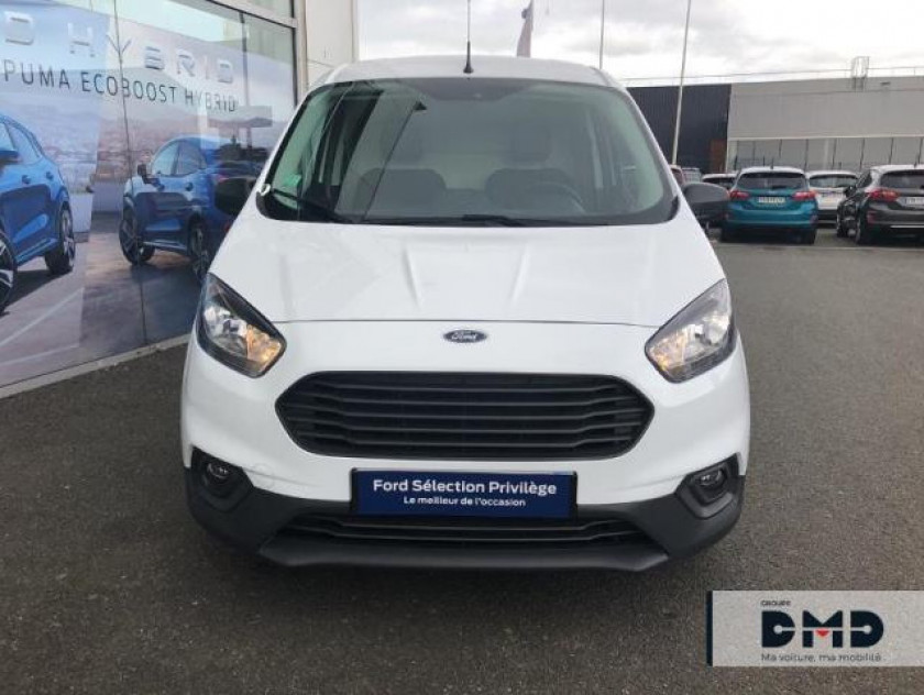 Ford Transit Courier 1.5 Td 75ch Trend Business Euro6 - Visuel #4