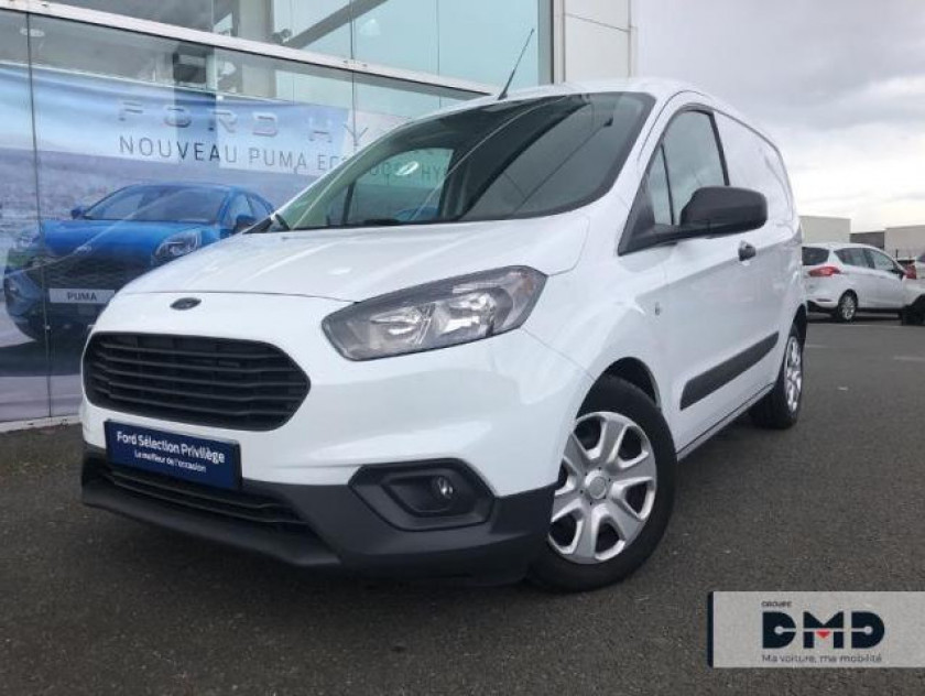 Ford Transit Courier 1.5 Td 75ch Trend Business Euro6 - Visuel #7