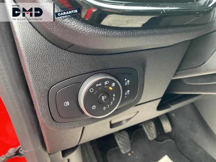 Ford Fiesta 1.1 70ch Essential 3p Euro6.2 - Visuel #15