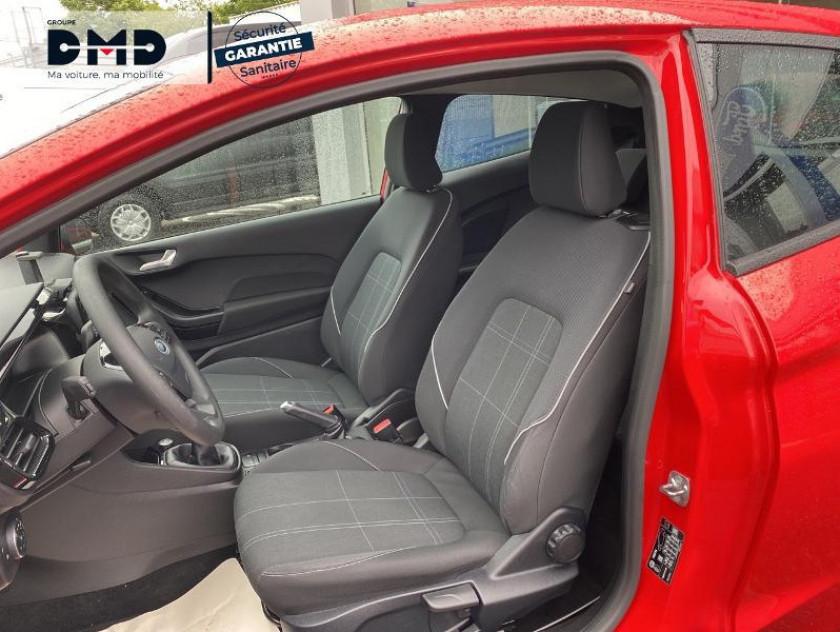 Ford Fiesta 1.1 70ch Essential 3p Euro6.2 - Visuel #9