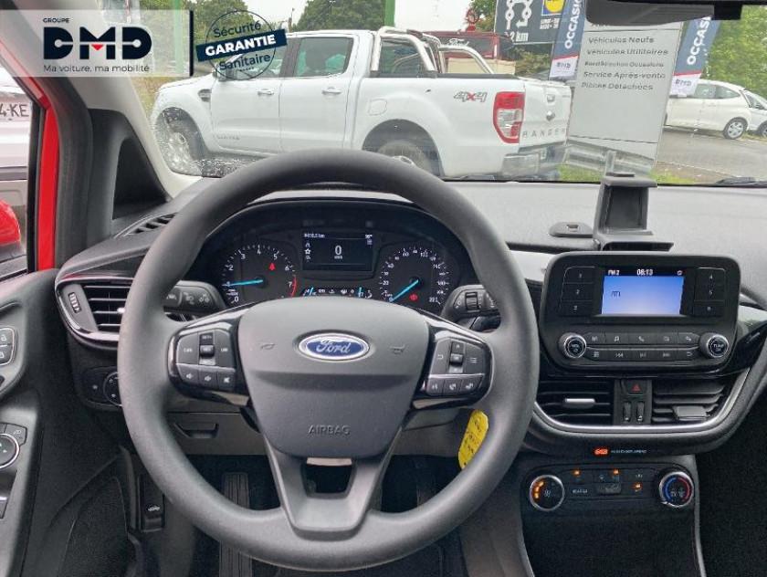 Ford Fiesta 1.1 70ch Essential 3p Euro6.2 - Visuel #7