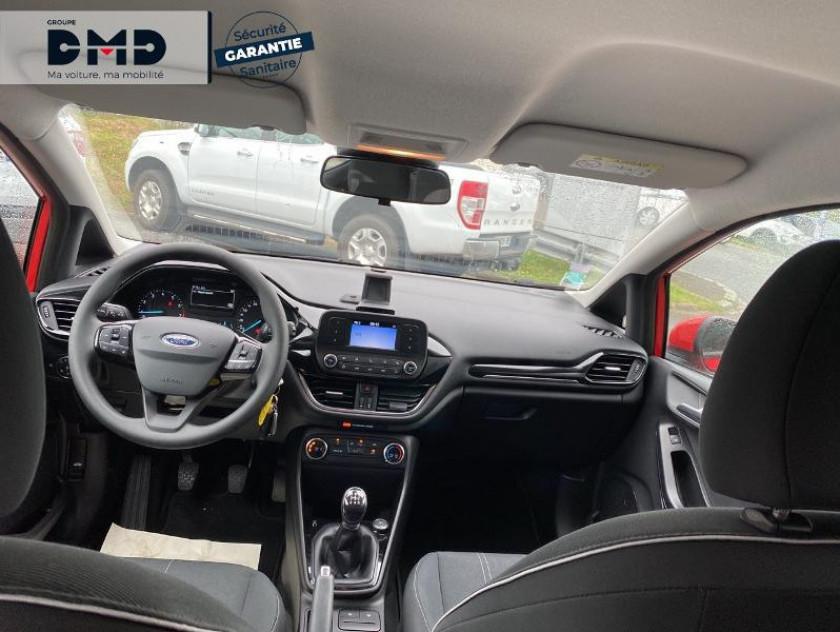 Ford Fiesta 1.1 70ch Essential 3p Euro6.2 - Visuel #5