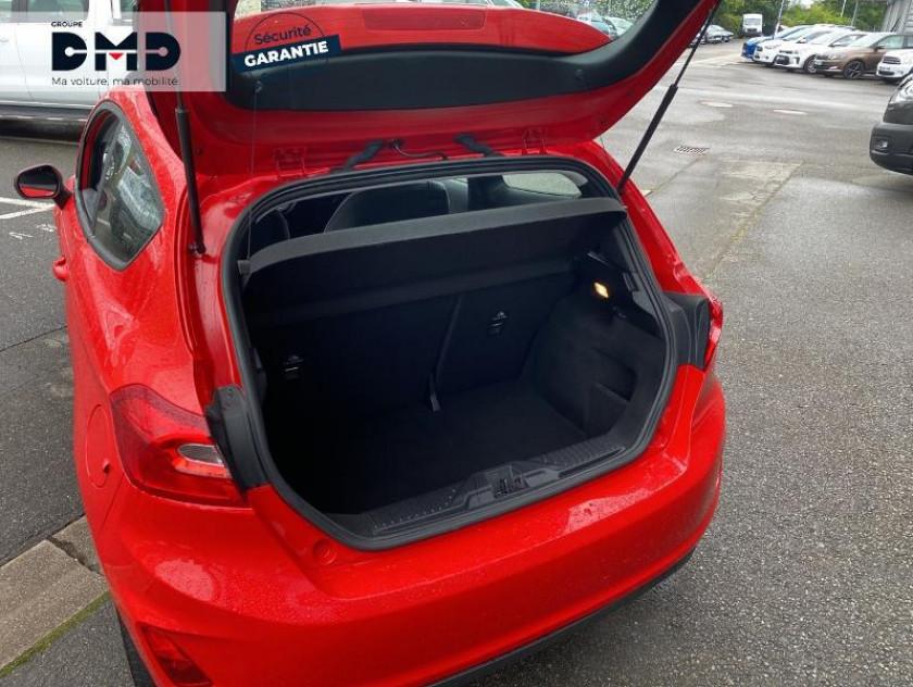 Ford Fiesta 1.1 70ch Essential 3p Euro6.2 - Visuel #12