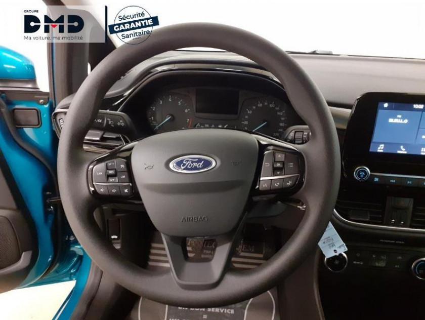 Ford Fiesta 1.0 Ecoboost 100ch Stop&start Trend 3p Euro6.2 - Visuel #7