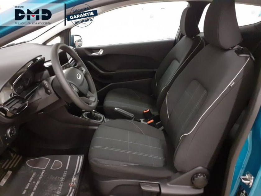 Ford Fiesta 1.0 Ecoboost 100ch Stop&start Trend 3p Euro6.2 - Visuel #9
