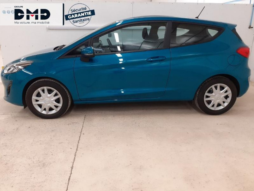 Ford Fiesta 1.0 Ecoboost 100ch Stop&start Trend 3p Euro6.2 - Visuel #2