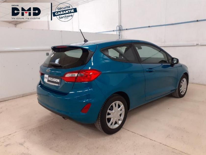 Ford Fiesta 1.0 Ecoboost 100ch Stop&start Trend 3p Euro6.2 - Visuel #3
