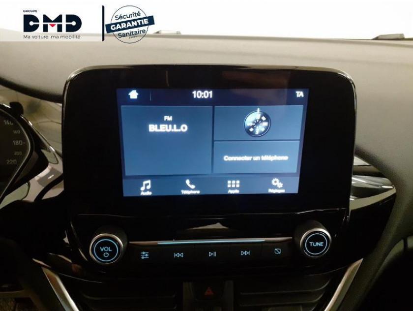 Ford Fiesta 1.0 Ecoboost 100ch Stop&start Trend 3p Euro6.2 - Visuel #6