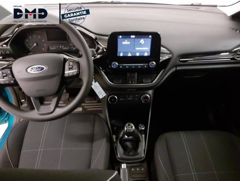 Ford Fiesta 1.0 Ecoboost 100ch Stop&start Trend 3p Euro6.2 - Visuel #5