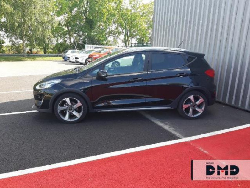 Ford Fiesta Active 1.0 Ecoboost 100ch S&s Plus Euro6.2 - Visuel #2