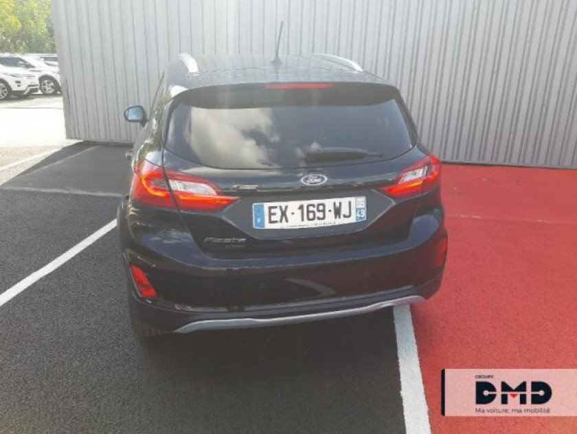 Ford Fiesta Active 1.0 Ecoboost 100ch S&s Plus Euro6.2 - Visuel #11