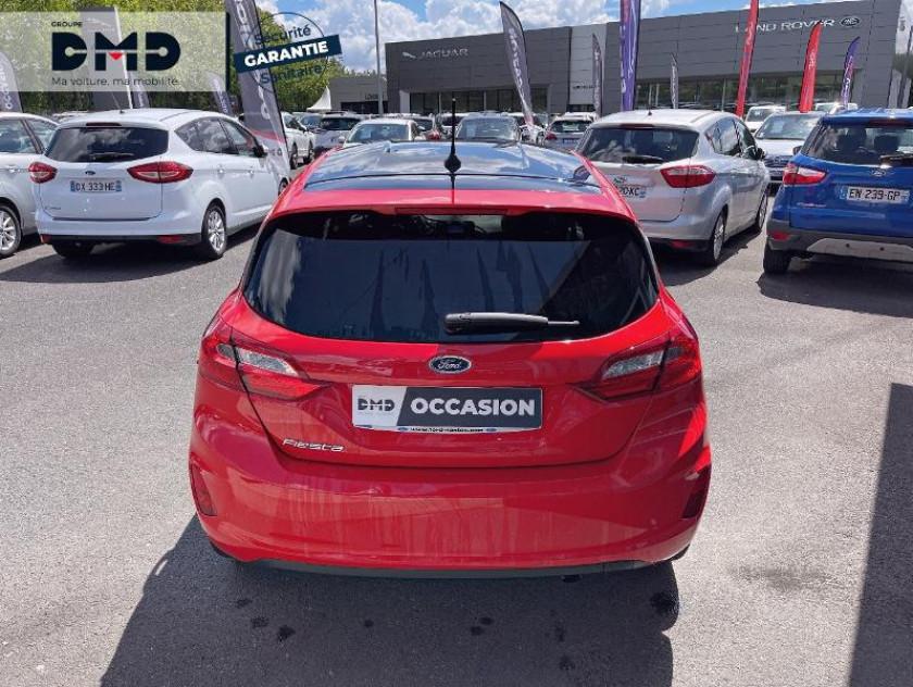 Ford Fiesta 1.1 70ch Essential 5p Euro6.2 - Visuel #11