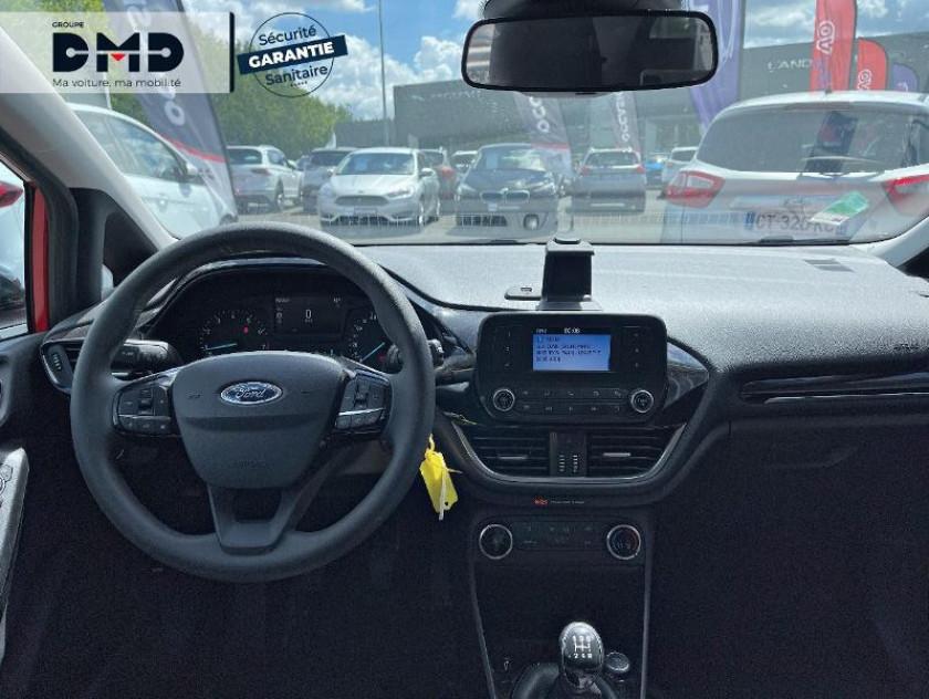 Ford Fiesta 1.1 70ch Essential 5p Euro6.2 - Visuel #5