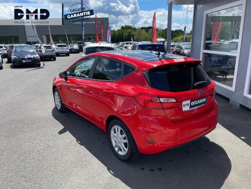 Ford Fiesta 1.1 70ch Essential 5p Euro6.2 - Visuel #3