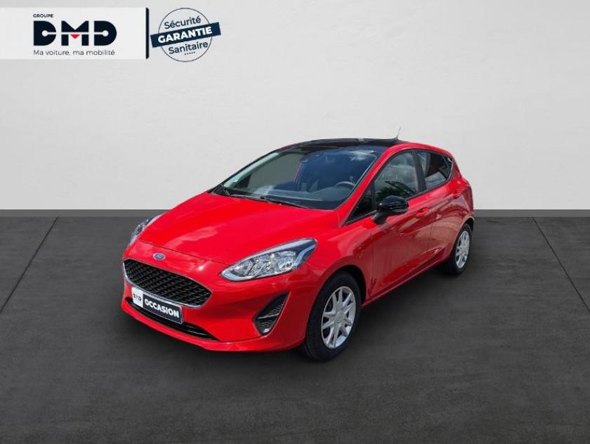 Ford Fiesta 1.1 70ch Essential 5p Euro6.2 - Visuel #1