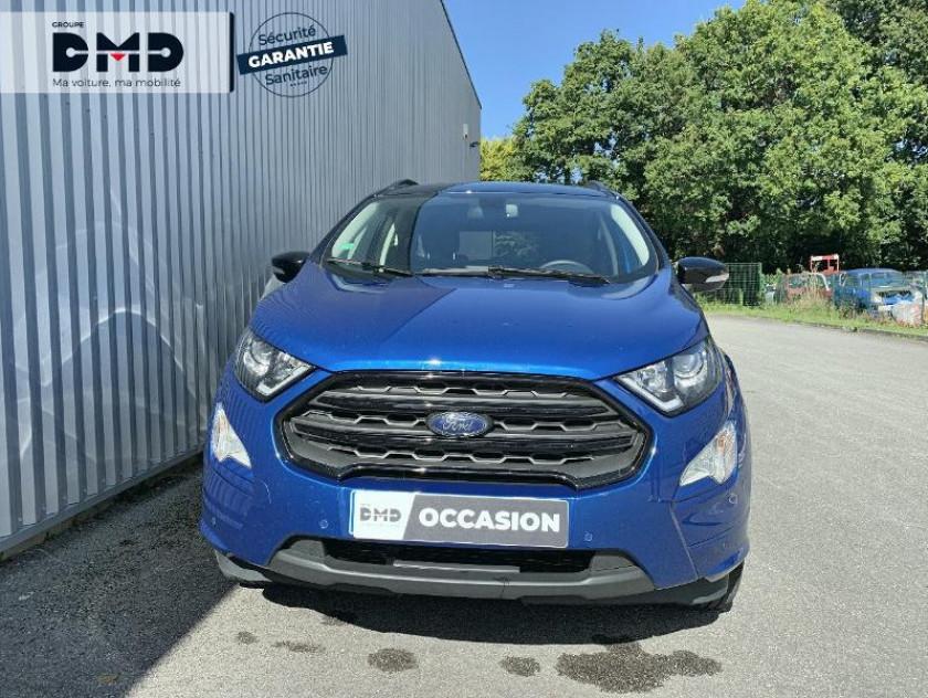 Ford Ecosport 1.5 Ecoblue 125ch St-line 4x2 Euro6.2 - Visuel #4